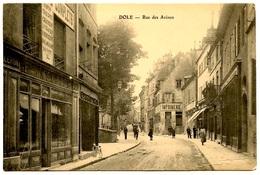 DOLE - Rue Des Arènes - Voir Scan - Dole