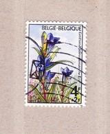 1974 Nr 1738 Gestempeld,zonder Gom. Solidariteit.Fauna & Flora. - Belgium