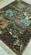 Persia-Iran- Tappeto Persiano Tabriz 60 Raj,figurato,Lana Kurk Extra Fine,Tabriz Persian Carpet ,figurative - Tappeti & Tappezzeria