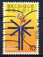 BELGIQUE. N°2361 De 1990 Oblitéré. Sport Pour Déficients Mentaux. - Handisport