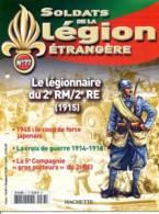 N° 77 Légionnaire 2° RM RE , 1945 Japonais , Croix De Guerre 1914 1918 , 2° REI ,  Soldats Légion étrangère - Französisch