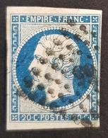 1853 - 1861, Emperor Napoléon Lll, 20c, France, Empire Française - 1853-1860 Napoléon III.