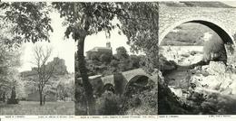 Vallee De L,Herault 3 Postales - France