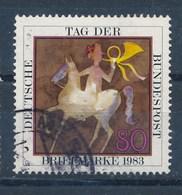 BRD Mi. 1192 Gest. Tag Der Briefmarke 1983 Postreiter - Tag Der Briefmarke