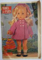 Supplément Modes De Paris 1975  Poupées - Sylvie - Betty - Sophie - Lydie - Famosa Et Furga - Poupées