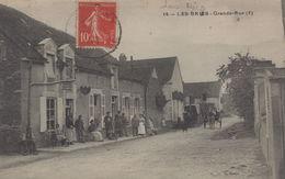 Appoigny : Les Bris - Grande Rue - Appoigny