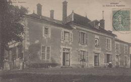 Appoigny : Le Château De Regerènes - Appoigny