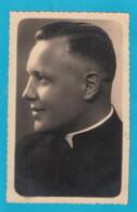 1930-40 Man Priest Lithuania Litauen - Sin Clasificación