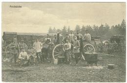 57-Metz- FeldKüche.Belle Carte Photo Militaires (WeltKrieg 1914 - Frankreich