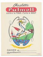 Ancien Protége Cahier Pastille Pulmoll - Produits Pharmaceutiques