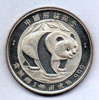 CHINA, 1 Ounce, Silver, Year 1987 - China