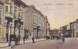 48117Salutäri Din Botosani. Strada Mare. – 1910. - Rumania