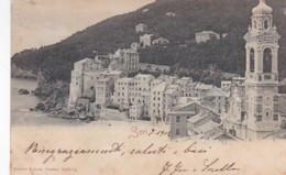 481120Sori, - 1902. (vedi Gli Angoli) - Genova (Genoa)