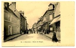 ENVERMEU - Route De Dieppe - Voir Scan - Envermeu