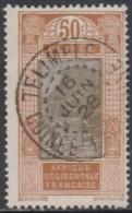 Guinée Française 1912-1944 - Telimele Sur N° 93 (YT) N° 101 (AM). Oblitération De  1928. - Oblitérés
