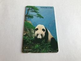 South Korea - ChIp - Panda - Corea Del Sur