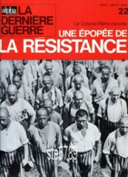 GUERRE 39 45 Epopée De La Résistance N° 22 / L'Etoile Jaune , René Blum , Occupation , Camps Déportation , - Guerre 1939-45
