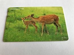 South Korea - ChIp - Deers - Corea Del Sur