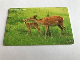 South Korea - ChIp - Deers - Korea (Zuid)