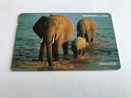 South Korea - ChIp - Elephants - Corea Del Sur