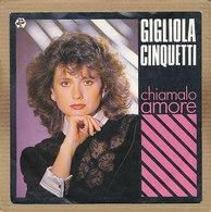 """7"""" Single, Gigliola Cinquetti - Chiamalo Amore - Disco, Pop"""