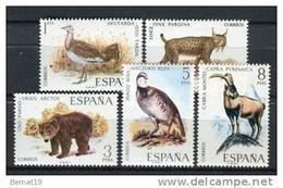 España 1971. Edifil 2036-40 ** MNH. - 1931-Today: 2nd Rep - ... Juan Carlos I