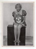 C3307/ Schauspielerin Ida Lupino Ross Bild 18 X 13 Cm Ca.1935 - Artisti
