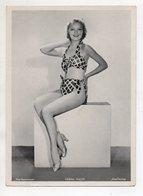 C3311/ Schauspielerin Verna Hillie  Ross Bild 18 X 13 Cm Ca.1935 - Artisti