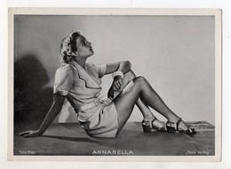 C3297/ Schauspielerin Annabell  Ross Bild 18 X 13 Cm  Ca.1935 - Artisti