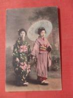 Japan Girls       Ref 3828 - Asia