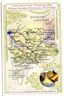 Colonies Françaises - Afrique - Tchad - Publicité Aiguebelle  - Voir Scan - Tsjaad