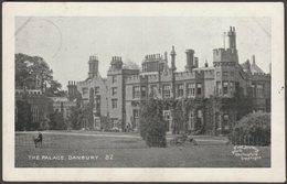 The Palace, Danbury, Essex, 1917 - Fred Spalding Postcard - England