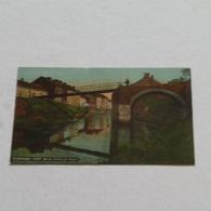 DIXMUDE - Pont De La Vieille Allée - Non Envoyée - Couleur - Diksmuide