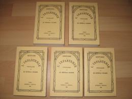 HISTOIRE DE L'INFANTERIE / GENERAL SUSANE / EDITIONS TERANA - Geschiedenis