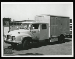 Original Photograph - Post Office Telephones - Bedford J3 30CWT- C.1974/6 (22 X 16cm) - Photos