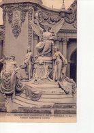 CPA - 13 - 34 -  MARSEILLE - EXPOSITION COLONIALE DE MARSEILLE -  FONTAINE MONUMENTALE - N° 34 - - Monumenten