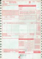 199 Pa - Service Intérieur CF - Doc C702 - Grande Vitesse Weerde Réceptionné Le 30-IV-1979 - 1952-....