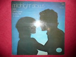 LP33 N°1027 - MILT BUCKNER & BUDDY TATE & JO JONES - MIDNIGHT SLOWS  - VOL. 4 - COMPILATION 8 TITRES - Jazz