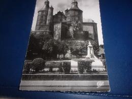 Cpa Doubs Montbeliard E Chateau - Montbéliard
