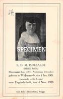 E.D.M. Isdebalde - Meire Judith - Waarmaarde - Avelgem