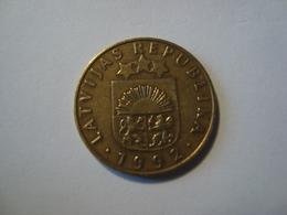 MONNAIE LETTONIE 20 SANTIMU 1992 - Lettonie