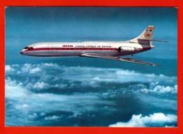 IBERIA. Sud Aviation SE 210 Caravelle X - R - 1946-....: Era Moderna