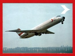 AUSTRIAN AIRLINES. Douglas DC-9 Serie 32 - 1946-....: Era Moderna