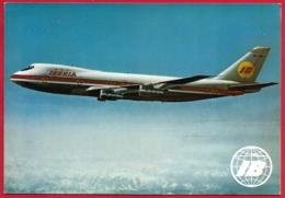 "IBERIA. Boeing 747 Serie 100 ""JUMBO"". EC - BRO - 1946-....: Era Moderna"