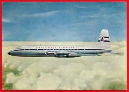 BRITANNIA AIRWAYS. Bristol Britannia Prop- Jet - 1946-....: Era Moderna