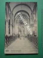 BE509 Voeren Fouron-le-Comte Interieur De L'Eglise - Fourons - Voeren
