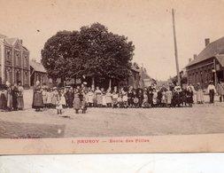 Nauroy -   école  Des  Filles. - Autres Communes