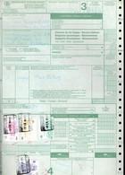 199 Pa - Service Intérieur CF - Doc C703 - Colis Postal - Marchienne Au Pont Réceptionné Le 18-IX-1984 Vers St Niklaas - 1952-....