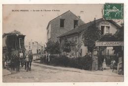 Blanc Mesnil Le Coin De L Avenue D Aulnay   Attelage - Le Blanc-Mesnil