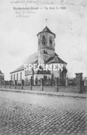 De Kerk In 1908 - Westkerke - Oudenburg